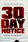30 Day Notice Cover